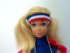 1972 Gold Medal Gymnast P.J  Barbie doll in original outfit and accessories.  For the connaisseurs, Steffie face mold.