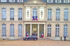Presedintele Frantei a inlocuit DS 5 cu noul Renault Espace