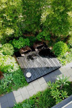 Jim Fogarty's Melbourne garden