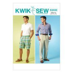 Kwik Sew Pattern K4045 (All Sizes In One Envelope)
