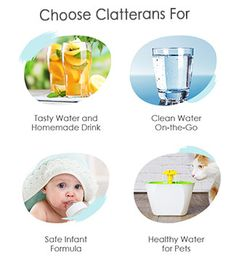 Clatterans offers high-quality water filters of different brands and home appliances at affordable prices. Our water filter categories include refrigerator water filters, faucet water filters, gravity water filtration systems, shower filters, and camping water filters. #waterfilter #Clatterans #home #office