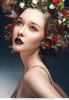 creating beauty portraits fstoppers nicole Secrets to Crafting Top Quality Beauty Portraits