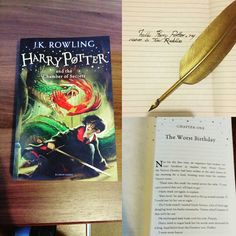 Harry Potter and the Chamber of Secrets by J. K. Rowling review. Follow the link to read the full review.