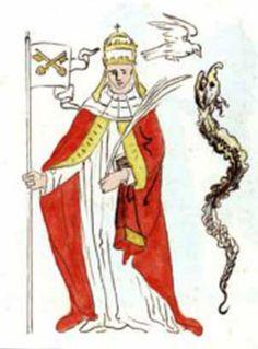 Foto - Libro Nostradamus - Figura 21 - Misteri