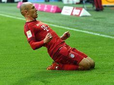 Arjen Robben, Franck Ribery in line for new Bayern Munich deals