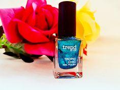 Trend it up Tropic Chic Nail Polish