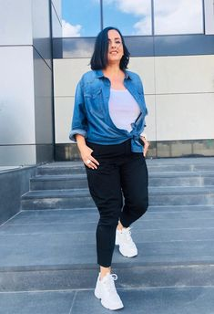 Total Look By Mat. fashion Real Size Plus Size Fashion #matfashion #matfashionistas #matstyle #therealyou #realsize #realwomen #loveyourcurves #bodypositive #bodypositiveinfluencer #bodypositivity #collection #fashion #stylebeyondsize #curvyfashion #greekfashion #greekfashionistas #greekfashionbloggers Mat Fashion, Curvy Fashion, Plus Size Fashion, Greek Fashion, Real Women, Curves, Normcore, Sporty, Collection