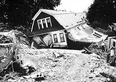 Hurricane Agnes 1972                    Wilkes-Barre, PA