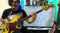 Jazz Bassでのベースの音作り 「スラップ・指弾き・ピック弾き3種類のトーンの使い分け」