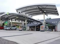 petrol stations designs - Google Search