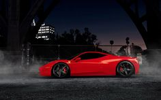 Forgestar Ferrari 458 Italia Hd Wallpaper