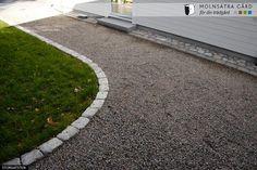Natursten - Storgatsten - Molnsätra Garden Stones, Garden Paths, Garden Landscaping, Landscaping Ideas, Landscape Design, Garden Design, Balcony Plants, Getaway Cabins, Backyard
