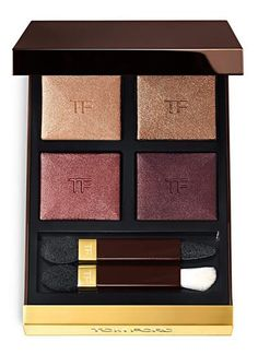 Tom Ford Eye Color Quads (Honeymoon) Spring 2016 ✨ Jane Spring ✨ #beautybliss