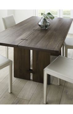 Monarch Shiitake Dining Tables | Dining Room Furniture | Pinterest |  Crates, Barrels And Joinery