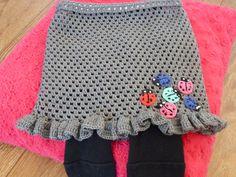 39 Beste Afbeeldingen Van Rokje Haken Diy Crochet Crochet Pattern