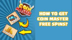 Want some free spins and coins in Coin Master Game? If yes, then use our Coin Master Hack Cheats and get unlimited spins and coins. Daily Rewards, Coin Master Hack, Gaming Tips, Best Games, Free Games, Games To Play, Spinning, Coins, How To Get
