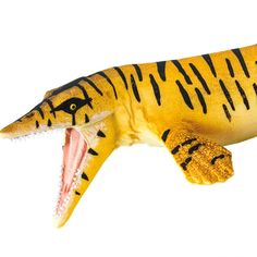 Wild Safari Prehistoric World Tylosaurus Safari Ltd New Educational Toy Figure Prehistoric World, Spinosaurus, Tyrannosaurus Rex, Humpback Whale, New Toys, Educational Toys, Safari, Wildlife, Ice Age
