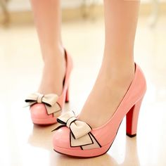 "Cheap Pumps on Sale at Bargain Price, Buy Quality shoe storage under bed, shoes korea, shoe carnival shoes from China shoe storage under bed Suppliers at Aliexpress.com:1,Heel Type:Square heel 2,Occasion:Casual 3,shoe heel style:thick heel 4,Heel Height:High (3"" and up) 5,Platform Hight:2 inch"