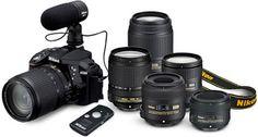 Cheap Cameras, Old Cameras, Wide Aperture, Nikon Dslr Camera, Photography Pics, Camera Reviews, Binoculars, Digital Camera, Lenses