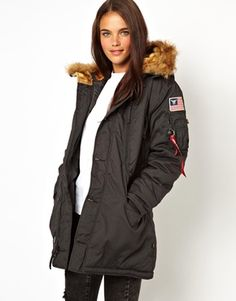 I have 13 coats but I only wear one during winter, my Alpha Industries Polar Parka.