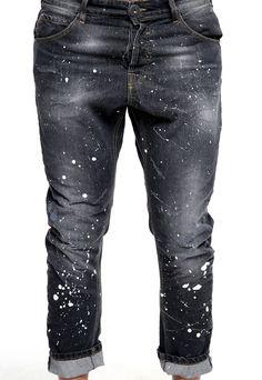 stains jeans  #handmade #man #denim #vagrancylifestyle
