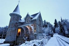 Ardverikie Estate Gatehouse (as seen on the show Monarch of the Glen) Monarch Of The Glen, Small Castles, Places In Scotland, Gate House, Scottish Castles, Garden Buildings, Adventure Awaits, Play Houses, Curb Appeal