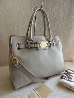michael kors hamilton tote bag grey michael kors shop manager