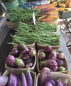 Last of the summer produce at Round Swamp Farm in Bridgehampton