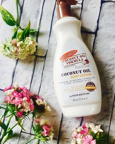 "181 Likes, 6 Comments - PaleGirlRambling (@palegirlrambling) on Instagram: ""This Coconut Oil body lotion from @palmersuk has seriously become my all time favourite! My legs…"""
