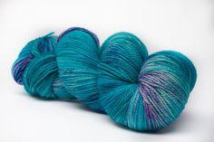Baah Yarn - Blue Iris