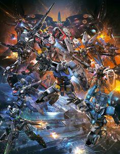 freedom_gundam g-self gundam gundam_exia gundam_reconguista_in_g gundam_seed gundam_unicorn gundam_wing gundam_zz mecha nu_gundam tagme unicorn_gundam wing_gundam_zero zeta_gundam zeta_gundam_(mobile_suit) Gundam Exia, Gundam 00, Gundam Reconguista In G, Gundam Seed, Gundam Wing, Corpse Party, Gurren Laggan, Robot Illustration, Zeta Gundam