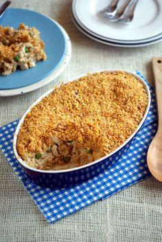 Creamy and Comforting Chickpea Pasta - Vegetarian & Vegan Recipes http://veggiefocus.com
