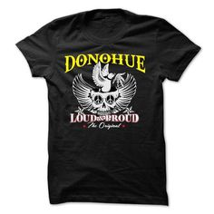 DONOHUE T Shirt Things I Wish I Knew About DONOHUE - Coupon 10% Off