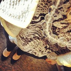 JRebeccaStyle | View from the Top | Snakeskin & Boucle