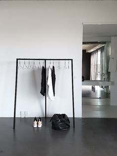 vosgesparis: STAY Copenhagen Design apartments | 3 days of Design #HAY #wardrobe #bathroom