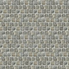 Seamless Texture of Square Stone Pavers or Bricks by Annie Beland, via Dreamstime (Beland, 2012)