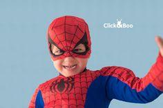 ClickAndBoo.com | Spider-Diego