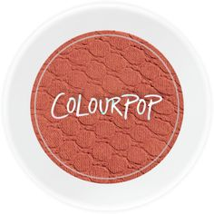 Mid tone peachy coral blush - in remembrance of the OG drinking game. Colourpop Blush, Colourpop Cosmetics, Luxury Beauty, Beauty Bar, Colourpop Super Shock, Coral Blush, Hair Skin Nails, Body Glitter, Body Love