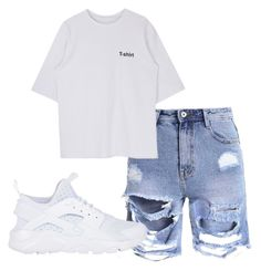 """""""Untitled #4"""" by tykiareese99 on Polyvore featuring NIKE"""
