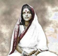 Anandamayi Ma.