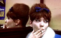 dialnfornoir:  Une femme est une femme (1961)