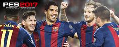 Vive la emoción y el buen fútbol con Pro evolution Soccer 2017.Ya Disponible para PS4,Xbox One y Pc en http://astore.amazon.com/pariloma-20/detail/B01IH3T69C