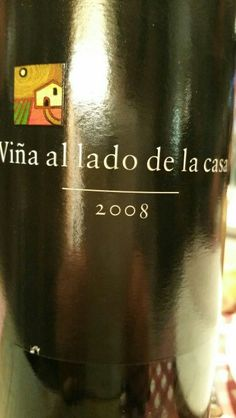 Viña al lado de la casa 2008 - DO Yecla (Murcía) - Bodegas Castaño - Vino tinto con crianza, envejecido 14 meses en barricas nuevas de roble francés - Monastrell, Cabernet Sauvignon, Syrah, Garnacha Tintorera - 14,5%