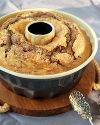 Marzipan Mandel Gugelhupf | Napfkuchen | Rührkuchen | Rezept | recipe | cake…