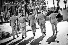 These groomsmen posed in tribute to the Breakfast Club #wedding #photo #groomsmen #breakfastclub