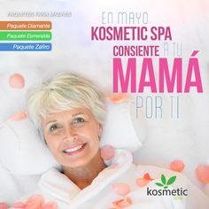 ¡PREPÁRATE!  En mayo no te puedes perder las promociones que tenemos para las madres.  Espéralas muy pronto.