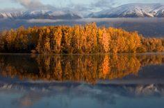 Alaska in the fall