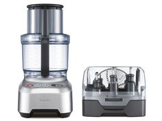 Breville reclaims its spot atop our food processor Ratings | FoxNews, Leisure, Consumer Reports on the Sous Chef