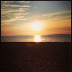 Sunrise, Lakeport State Park, Michigan