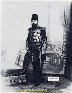 Tzevat Pasha, Hania 1900